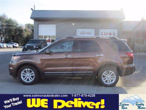 2012 Ford Explorer for sale at QUALITY MOTORS in Salmon ID