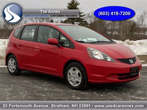 2013 Honda Fit for sale at The Annex in Stratham NH