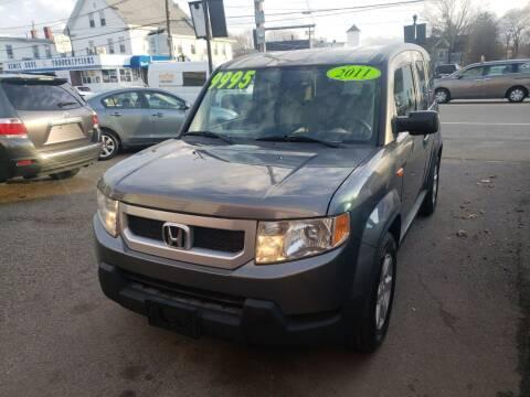 2011 Honda Element for sale at TC Auto Repair and Sales Inc in Abington MA