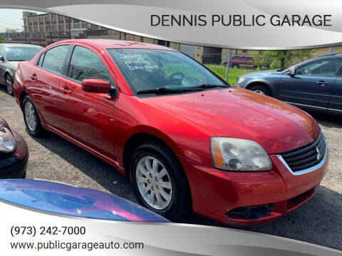 2009 Mitsubishi Galant for sale at Dennis Public Garage in Newark NJ