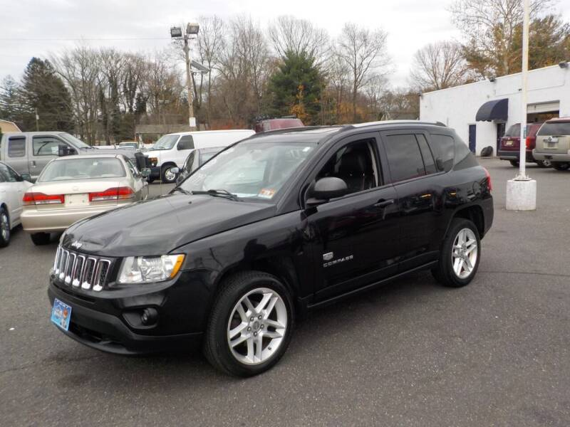 2011 Jeep Compass for sale at United Auto Land in Woodbury NJ
