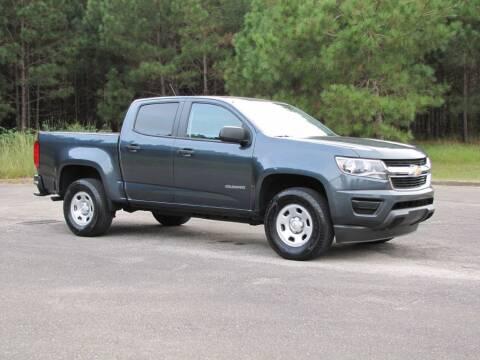 2019 Chevrolet Colorado for sale at Hometown Auto Sales - Trucks in Jasper AL