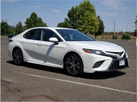 2020 Toyota Camry for sale at Elite 1 Auto Sales in Kennewick WA