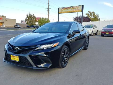2018 Toyota Camry for sale at Canyon Auto Sales in Orem UT