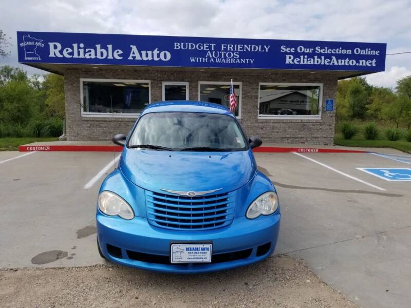 2008 Chrysler PT Cruiser for sale at Reliable Auto in Cannon Falls MN