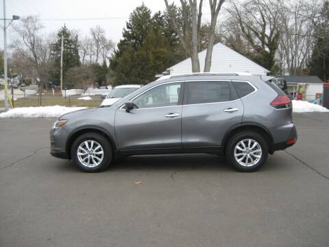 2018 Nissan Rogue for sale at Marks Auto Center Inc in Hatboro PA