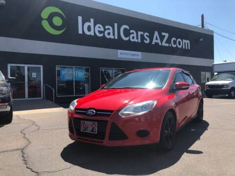 2014 Ford Focus for sale at Ideal Cars in Mesa AZ