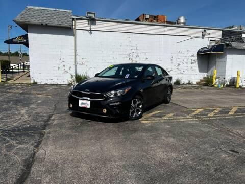2019 Kia Forte for sale at Santa Motors Inc in Rochester NY
