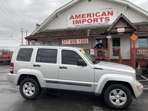 2012 Jeep Liberty for sale at American Imports INC in Indianapolis IN