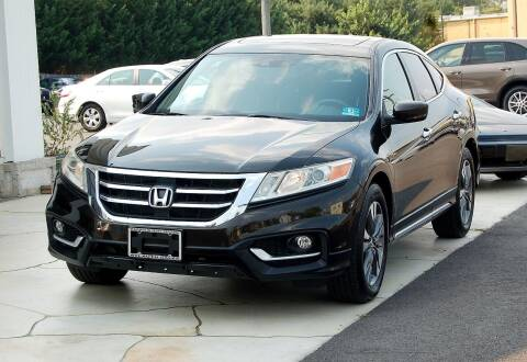 2013 Honda Crosstour for sale at Avi Auto Sales Inc in Magnolia NJ