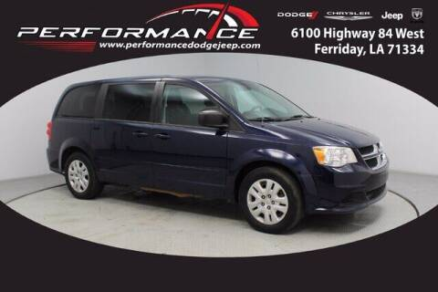 2014 Dodge Grand Caravan for sale at Performance Dodge Chrysler Jeep in Ferriday LA