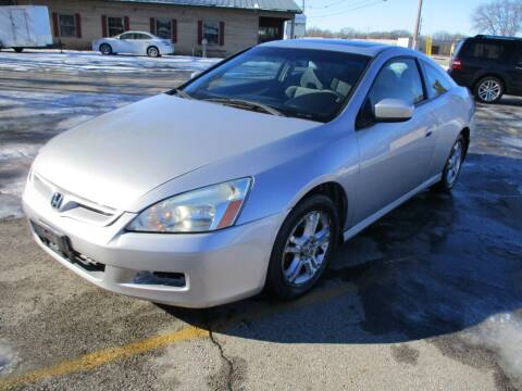 2006 Honda Accord for sale at RJ Motors in Plano IL