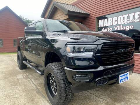 2020 RAM Ram Pickup 1500 for sale at Marcotte & Sons Auto Village in North Ferrisburgh VT
