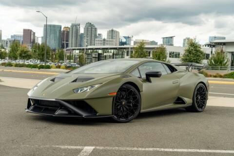 2021 Lamborghini Huracan for sale at Zadart in Bellevue WA
