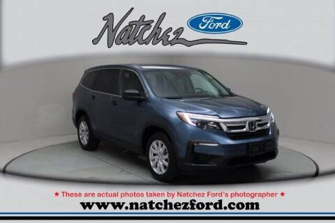 2019 Honda Pilot for sale at Auto Group South - Natchez Ford Lincoln in Natchez MS