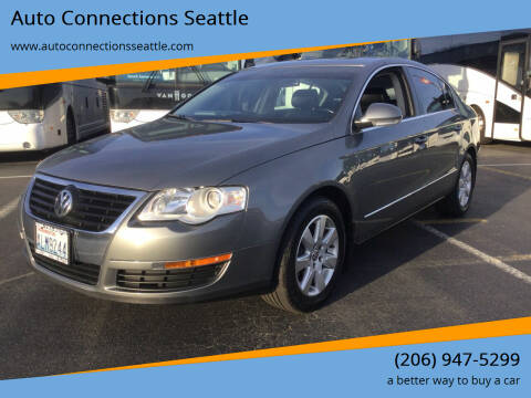 2006 Volkswagen Passat for sale at Auto Connections Seattle in Seattle WA