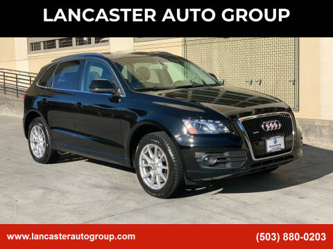2009 Audi Q5 for sale at LANCASTER AUTO GROUP in Portland OR