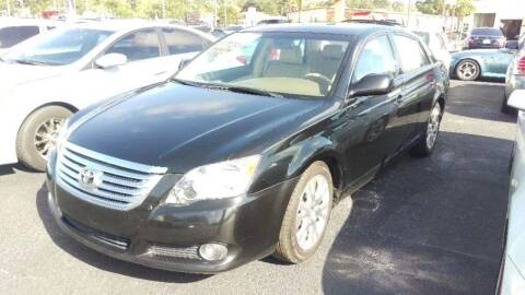 2008 Toyota Avalon for sale at Tony's Auto Sales in Jacksonville FL