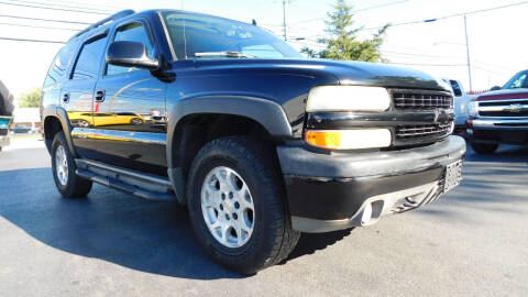 2006 Chevrolet Tahoe for sale at Action Automotive Service LLC in Hudson NY