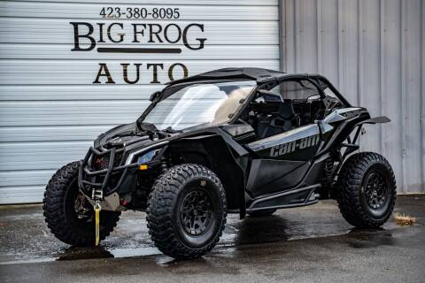 2017 Can-Am Maverick X3 X DS Turbo for sale at Big Frog Auto in Cleveland TN