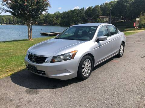 2009 Honda Accord for sale at Village Wholesale in Hot Springs Village AR