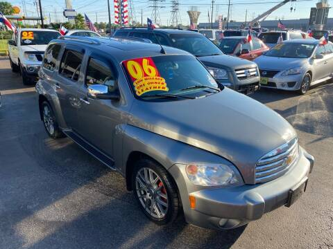 2006 Chevrolet HHR for sale at Texas 1 Auto Finance in Kemah TX