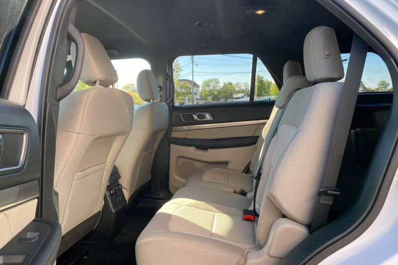 2018 Ford Explorer XLT 4dr SUV - East Greenbush NY