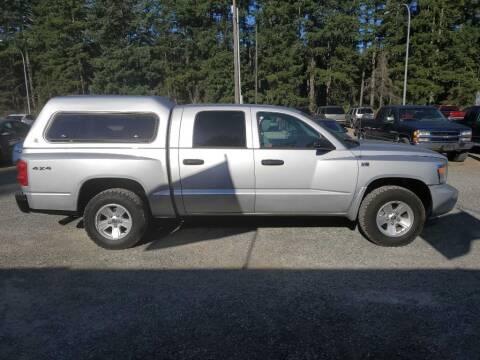2010 Dodge Dakota for sale at WILSON MOTORS in Spanaway WA