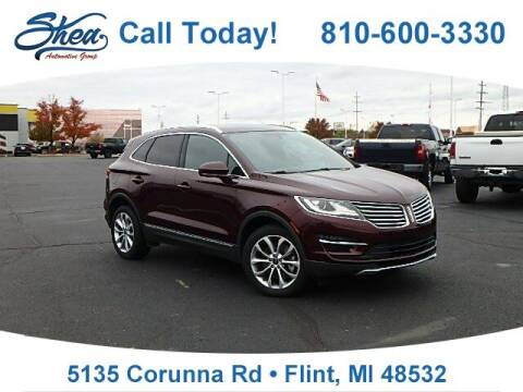 2017 Lincoln MKC for sale at Jamie Sells Cars 810 - Linden Location in Flint MI