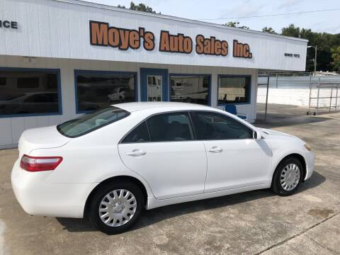 2009 Toyota Camry for sale at Moye's Auto Sales Inc. in Leesburg FL