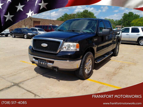 2006 Ford F-150 for sale at Frankfort Motorworks in Frankfort IL