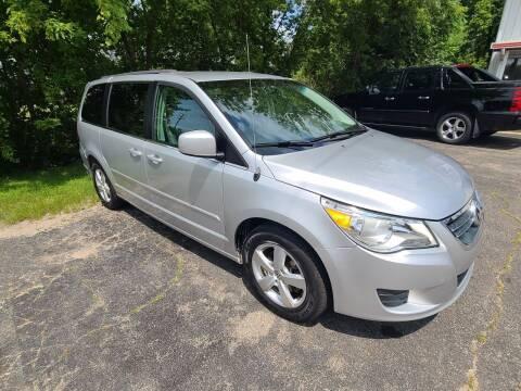 2011 Volkswagen Routan for sale at Van Kalker Motors in Grand Rapids MI