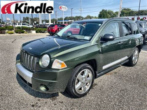 2008 Jeep Compass for sale at Kindle Auto Plaza in Cape May Court House NJ