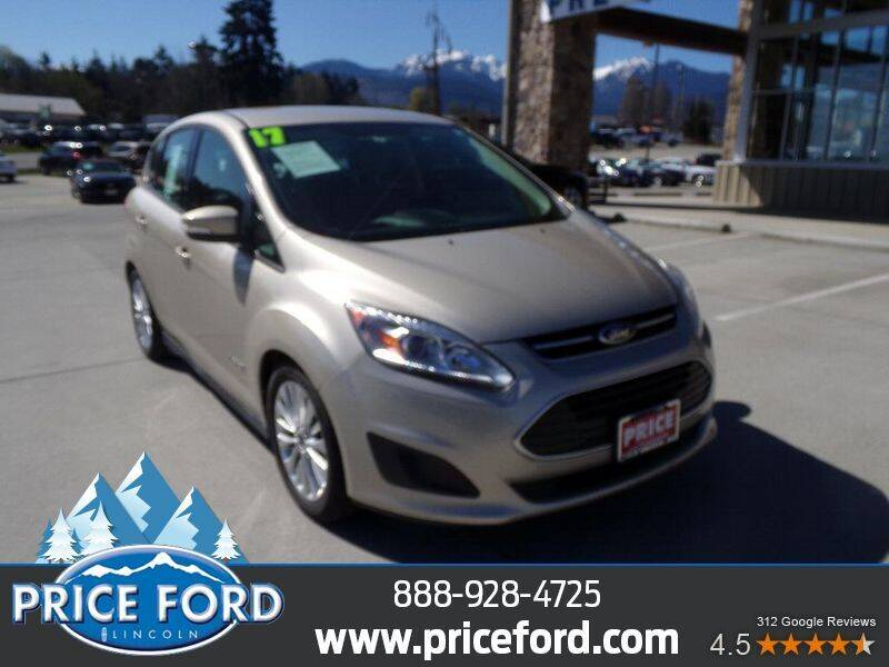 2017 Ford C-MAX Hybrid for sale at Price Ford Lincoln in Port Angeles WA