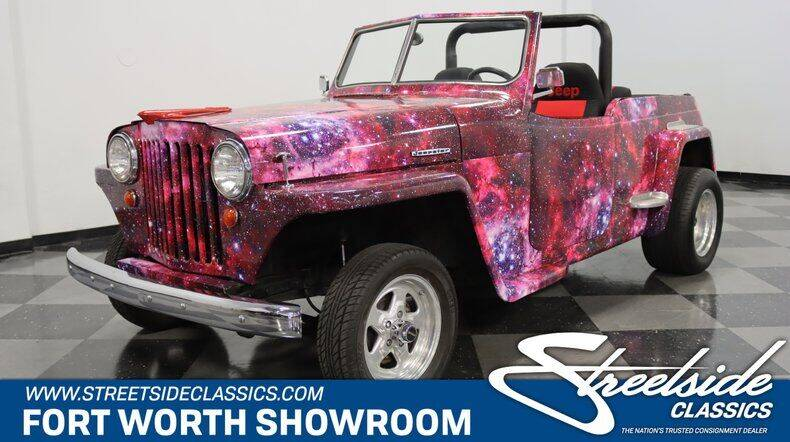 1948 Willys Jeepster for sale in Fort Worth, TX