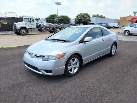 2008 Honda Civic for sale at Image Auto Sales in Dallas TX