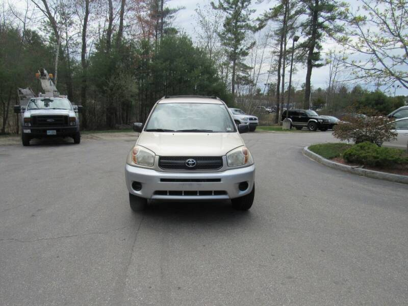 2005 Toyota RAV4 for sale at Heritage Truck and Auto Inc. in Londonderry NH
