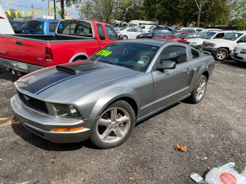 2008 Ford Mustang for sale at C.J. AUTO SALES llc. in San Antonio TX