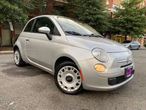 2012 FIAT 500 for sale at H & R Auto in Arlington VA