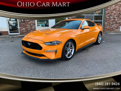 2018 Ford Mustang for sale at Ohio Car Mart in Elyria OH