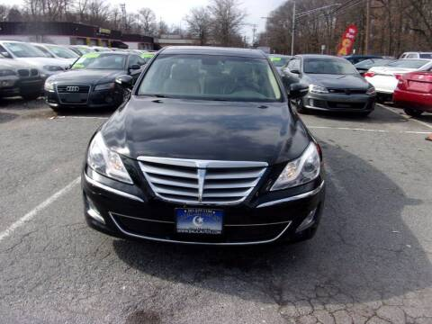 2013 Hyundai Genesis for sale at Balic Autos Inc in Lanham MD