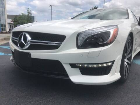 2015 Mercedes-Benz SL-Class for sale at Southern Auto Solutions - Lou Sobh Honda in Marietta GA