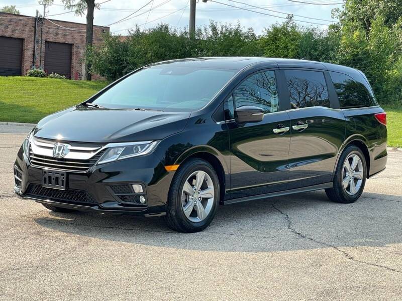 2018 Honda Odyssey for sale at Schaumburg Motor Cars in Schaumburg IL