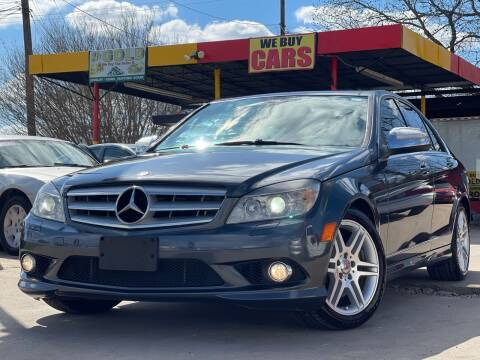 2008 Mercedes-Benz C-Class for sale at Cash Car Outlet in Mckinney TX