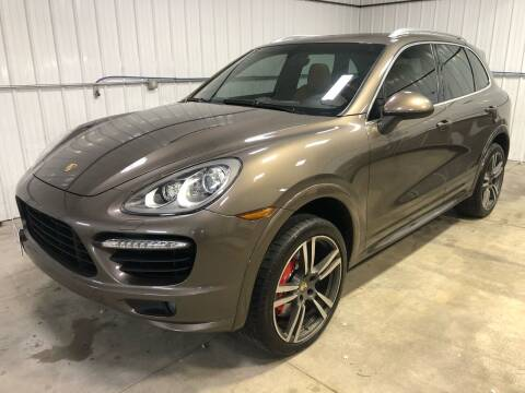 2013 Porsche Cayenne for sale at Karl Pre-Owned in Glidden IA