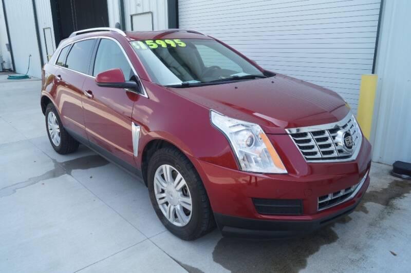2013 Cadillac SRX for sale at Deaux Enterprises, LLC. in Saint Martinville LA
