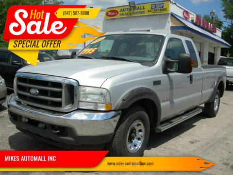 2004 Ford F-250 Super Duty for sale at MIKES AUTOMALL INC in Ingleside IL