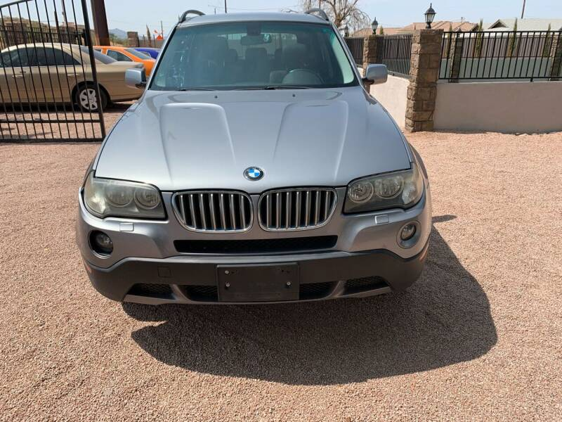 2007 BMW X3 for sale at AZ Classic Rides in Scottsdale AZ