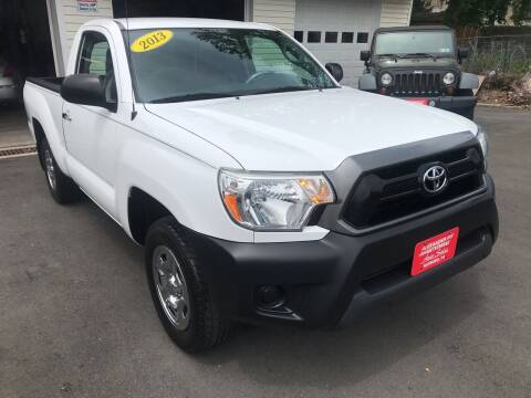 2013 Toyota Tacoma for sale at Alexander Antkowiak Auto Sales in Hatboro PA