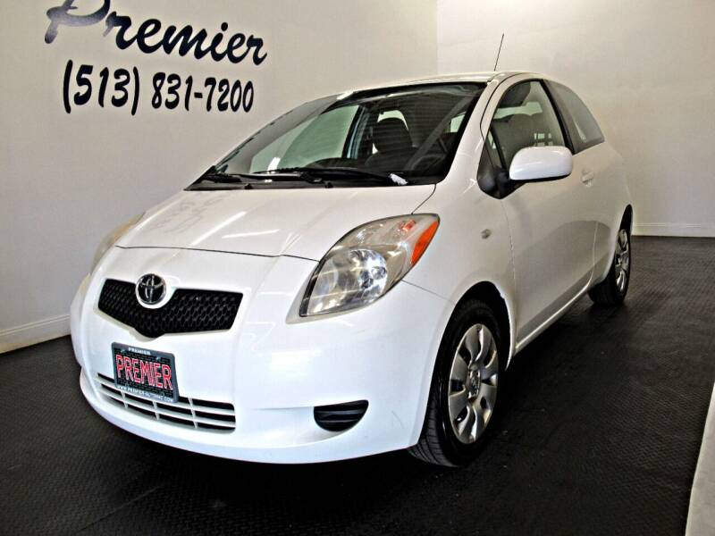2007 Toyota Yaris for sale at Premier Automotive Group in Milford OH